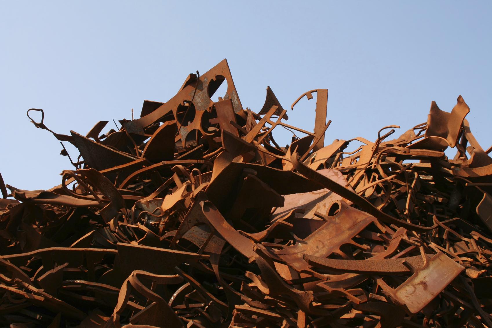 Steel Scrap Metal : Scrap metal sculpture export import australia